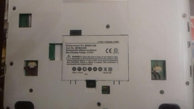 Nombre:  Nueva batería instalada.jpg Visitas: 221 Tamaño: 26.4 KB