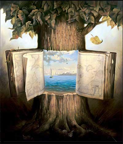 Nombre:  salvador-dali-book-tree.jpg Visitas: 1782 Tamaño: 26.3 KB